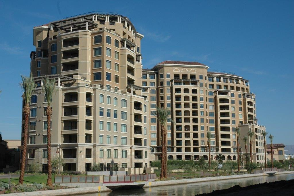Scottsdale Waterfront Condominiums and Retail | Diversified Interiors