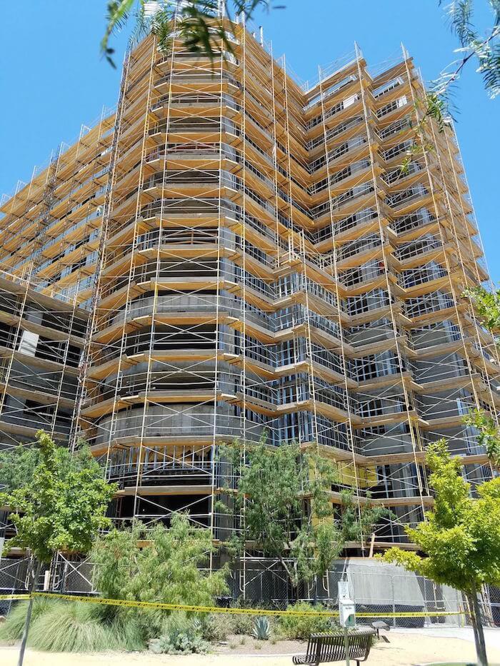 scaffolding - Diversified Interiors
