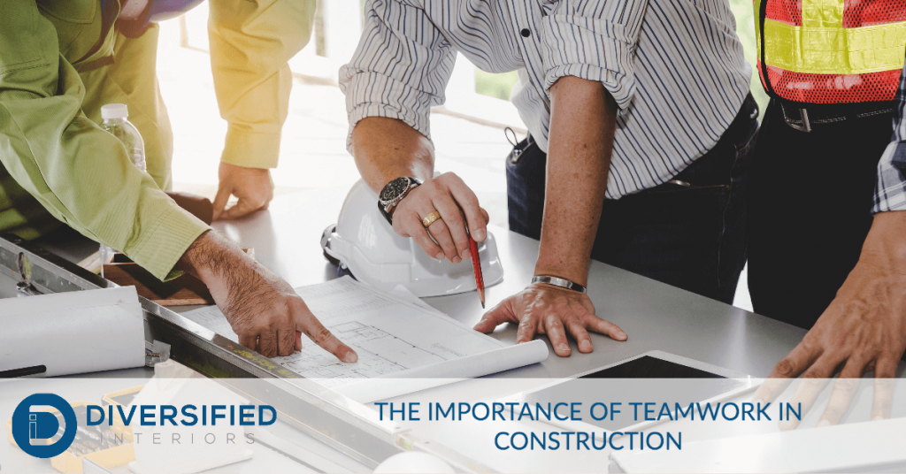 The Importance Of Teamwork In Construction